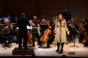 American Composers Orchestra Phenomenal Women November 2, 2018 7:30 PM Zankel Hall  Performers American Composers Orchestra George Manahan, Music Director and Conductor Imani Winds ·· Brandon Patrick George, Flute ·· Toyin Spellman-Diaz, Oboe ·· Mark Dover, Clarinet ·· Jeff Scott, French Horn ·· Monica Ellis, Bassoon Meaghan Burke, Vocalist Program JOAN TOWER Chamber Dance VALERIE COLEMAN Phenomenal Women Concerto for Wind Quintet (World Premiere, co-commissioned by Carnegie Hall) ALEX TEMPLE Three Principles of Noir (World Premiere)