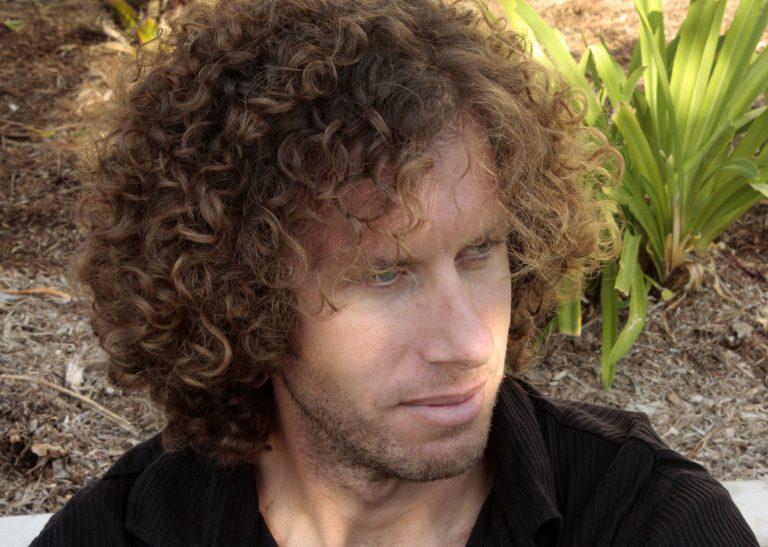 Headshot of American Composer Adam Greene
