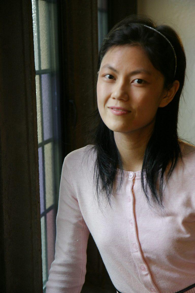Headshot of American Composer Angel Lam