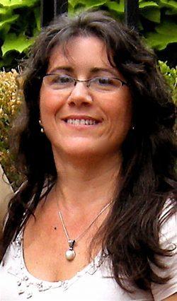 Headshot of American composer Anita Brown
