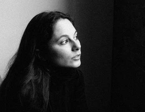 Headshot of American Composer Andreia Pinto-Correia