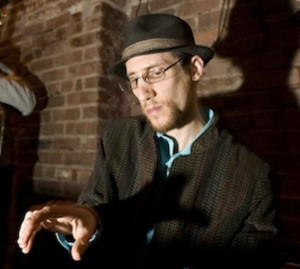 Headshot of American Jazz Composer Brian Friedland